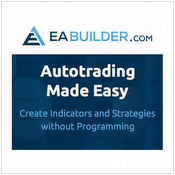 EA Builder - Autotrading Made Easy